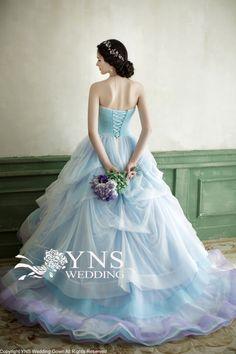 S-TYF0308|LaVenie Collection カラードレス|ウェディングドレスのYNS WEDDING