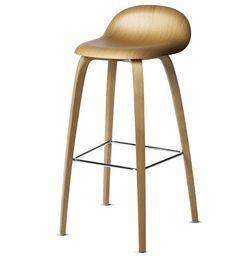 Komplot Design: Gubi Bar Stool - Danish Design Store