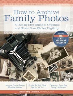 How to Archive Family Photos | ShopFamilyTree | ShopFamilyTree