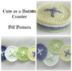 Como hacer Botones de Crochet Recopilacion Tutoriales - Patrones Crochet ༺✿ƬⱤღ  https://www.pinterest.com/teretegui/✿༻