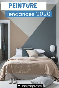 Interior paint: Here are the 5 trendy colors in 2020 Western Decor, Country Decor, Pine Wood Flooring, Home Staging, Shabby Chic Decor, Home Decor Styles, Interior Design, Bedroom, Furniture