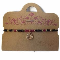 "🔴 Bracelet ""Collection Strass''"