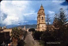 Fotos de Morelia, Michoacán, México: Catedral
