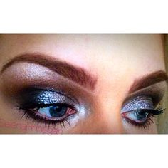 50 shades of grey eye look 😘 Gray Eyes, 50 Shades Of Grey, Channel, Youtube, Youtubers, Youtube Movies