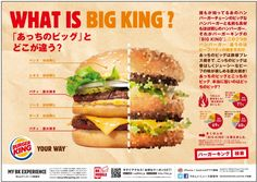 """BIG""とつくものなら、何でも割引対象に!バーガーキング「BIG割」実施の狙いとは | AdGang"