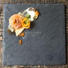 Lupeck břidlicový tác simple 20x20cm