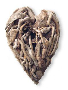 Wooden heart by Aaron Kramer