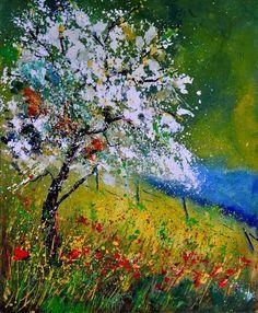 Comprar spring 451110 - Pintura de Pol Ledent desde 404 ARS (2015/03/21) en Artelista.com, con gastos de envío y devolución gratuitos a todo el mundo