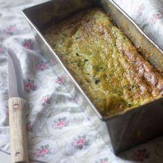 Cómo preparar pastel de calabacín y queso de cabra con Thermomix