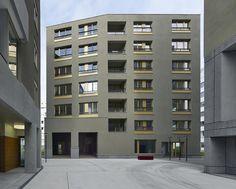 a f a s i a: Sergison Bates, Nordbahnhof Housing, Vienna