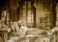 "Louise Glaum, in ""The Leopard Woman"", 1920"