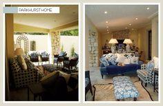 Susan Hughes Interiors - urban and country: Portfolio Interiors, Urban, Country, Blue, Home Decor, Decoration Home, Rural Area, Room Decor, Interieur