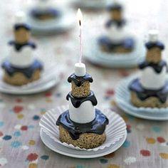 S'mores Mini Cakes