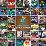 LEGO enthusiasts of all ages flocked to the Langley Events Centre for the second annual Brick Games!