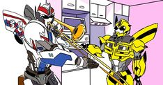 When Ratchet isn't at Home by Autumn123Charlotte on deviantART~Watch the video too, it's hilarious
