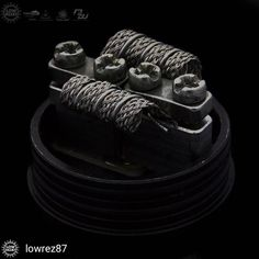 Credit to @lowrez87 : 9 loops are better than... well.. less loops.. probably... 9 loop flat celtic braid all 35g ni80. ---------------------------------------------------All wire by @crazywireco and @juice_junkie_uk  Spun on the #prospinmini  Affiliates: @simcigltd @foggyminds18 @augvapeofficial  @steelvape @cottonbacon @naturally.wired.build.team Check out the rest of the foggy team @layervapes @gazzavapez @miss_lilzyy @mr_vape_dr_zero @oh_oh_ohm  @tok_vaper  The Naturally Wired Build Team…
