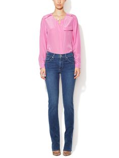 Hunter Straight Leg Jean by James Jeans at Gilt