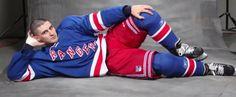 Chris Kreider. NY Rangers forward. Seriously, I can't do this.