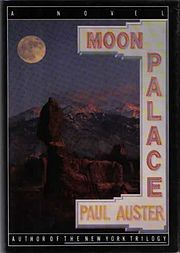 Moon Palace, by Paul Auster. Kim Book, Paul Auster, Moon Palace, Coincidences, I Love Books, Book Authors, Literature, Novels, Painting