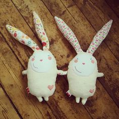 Bunny Twins are happy? Are You happy?