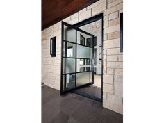 FRONT DOOR IDEAS – Among the very first points about a house that a guest or home buyer notices are the front doors. If you wish to make a statement, upgrading or overhauling your front door … Design Entrée, Design Case, Door Design, Design Ideas, Exterior Design, Porte Design, Exterior Homes, Entrance Design, Facade Design