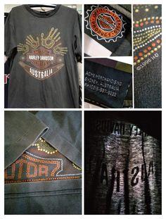 📌Harley Davidson Australia 1996HD อก22/ยาว28 ตะเข็บเดี่ยวบน-ล่างคู่ ไม่ข้าง ตำหนิสีเฟด ตอก1996HD Harley Davidson Australia, T Shirts For Women, Fashion, Moda, Fashion Styles, Fasion