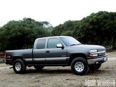 chevy silverado 1500 extended cab 4x4 - Google Search