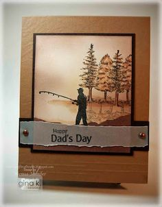fathers day, but could be used for a birthday card as well.