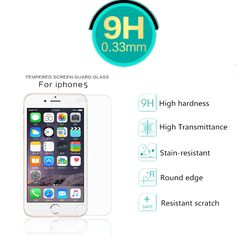 8 best tempered glass screen protector for iphone 55s5cse with glass screen iphone 6 screens glasses tools eyeglasses eye glasses appliance fandeluxe Choice Image