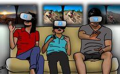 Artículo sobre Realidad Virtual en el Blog de Ashotel Electronics, Blog, Augmented Reality, Virtual Reality, Blogging, Consumer Electronics