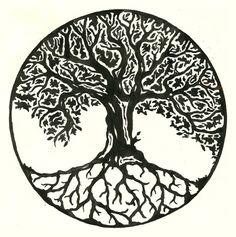 tree tattoo - Szukaj w Google