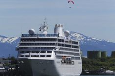 Cruise Lines Escape Proposed Tax for Sailing in U.S. Waters  This photo from 2014 shows a cruise ship docked in Juneau Alaska while a paraglider soars above. A proposed cruise ship tax was removed from the tax bill approved last week by the U.S. Senate. Becky Bohrer / Associated Press  Skift Take: U.S.-based cruise operators have been fighting lawmakers' tax proposals for years. Looks like they've won another round.   Hannah Sampson  The cruise industry has dodged a tax increase after…