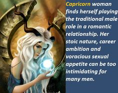 I love this Capricorn artwork
