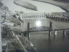 While building the Chickamauga Dam, Chattanooga, TN