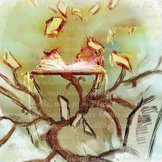 Dessiner, lire et écrire : 3 verbes que Daniel Do a su mettre en image. Regardez son dessin avec attention et donnez-nous vos impressions ici ou dans les commentaires de l'article. Les dessins enchantés de Daniel Do | More Than Words