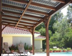 Beautiful Solar Panels On The Patio Roof | Dream Home   Outside | Pinterest | Patio  Roof, Solar Panels And Solar