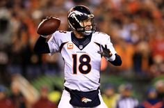 Peyton Manning Becomes Second Quarterback Ever To Pass For More Than 70,000 Yards!- http://getmybuzzup.com/wp-content/uploads/2015/09/516574-thumb.png- http://getmybuzzup.com/peyton-manning-becomes/- By Joe Casey Denver Broncos quarterback Peyton Manning became just the second quarterback in NFL history to eclipse 70,000 career passing yards in the third quarter of Thursday night's game against the Kansas City Chiefs. Manning's pass to Emmanuel Sanders on third-an