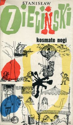 Image result for Jan Młodożeniec Polish Posters, Book Posters, Art Icon, Lettering Design, Type Design, Vintage Graphic, Poster Ideas, Book Illustration, Album Covers