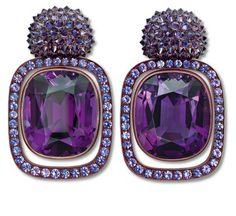 Hemmerle earrings ~ beauty bling jewelry fashion