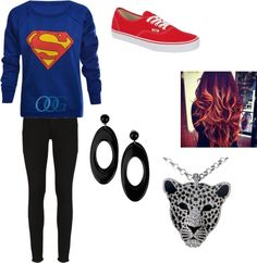 """Perfect outfit for high school:3"" by justinbieberharrystyles on Polyvore"