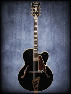 D'Angelico EXL1 Hollowbody Electric Guitar