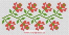 Thrilling Designing Your Own Cross Stitch Embroidery Patterns Ideas. Exhilarating Designing Your Own Cross Stitch Embroidery Patterns Ideas. Tiny Cross Stitch, Cross Stitch Borders, Cross Stitch Flowers, Cross Stitch Designs, Cross Stitching, Cross Stitch Embroidery, Cross Stitch Patterns, Blackwork Patterns, Embroidery Patterns