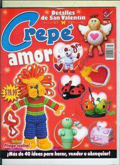 revista manualidades san valentin