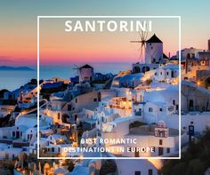 Santorini Romantic Destinations in Europe Copyright Pedro Szekely - - More romantic destinations at the best prices on : http://www.europeanbestdestinations.com/top/best-romantic-destinations-in-europe #valentine #romantic #love #Europe #travel #Europeanbestdestinations #citytrip #couple #Santorini #Greece