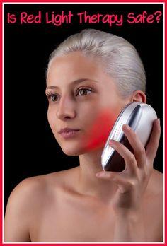 Facial red led light 660 nm pic 763