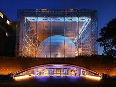 Hayden Planetarium, NYC, US
