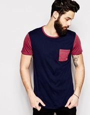 New Look - T-shirt con tasca