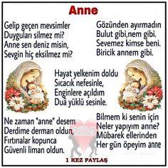 Anne şiiri