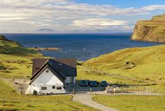 B&B Dunvegan Guesthouse & Self Catering Accommodation at Carters Rest Isle of Skye
