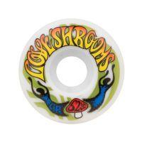 Flip Love Shrooms 52mm - 99A Skateboard Wheels